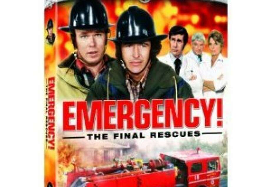 dvd cover EMERGENCY! THE FINAL RESCUES Photo: Universal Studios, Amazon.com