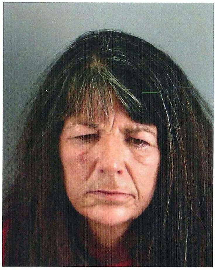 Hotel burglary suspect Linda Moyers Photo: Sfpd, Special To The Chronicle