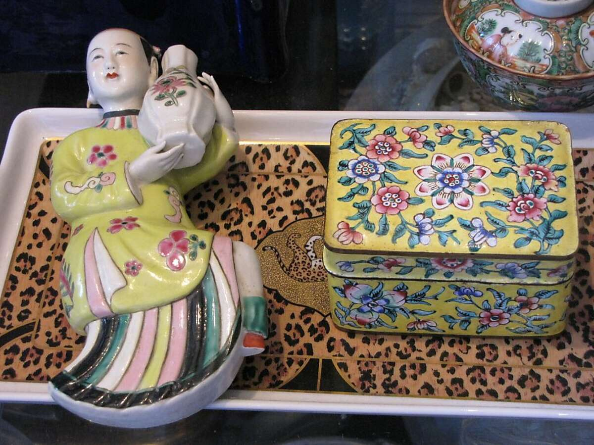 MDVII Antiques sells a hodgepodge of vintage and antique items.