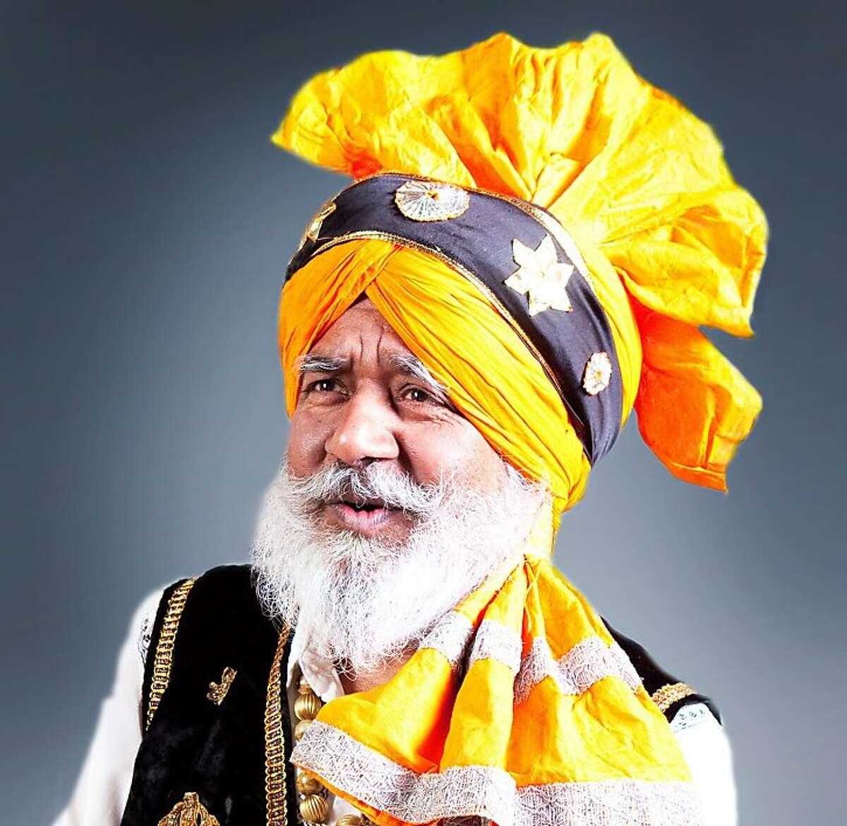 Ustad Lal Singh Bhatti of BlackMahal