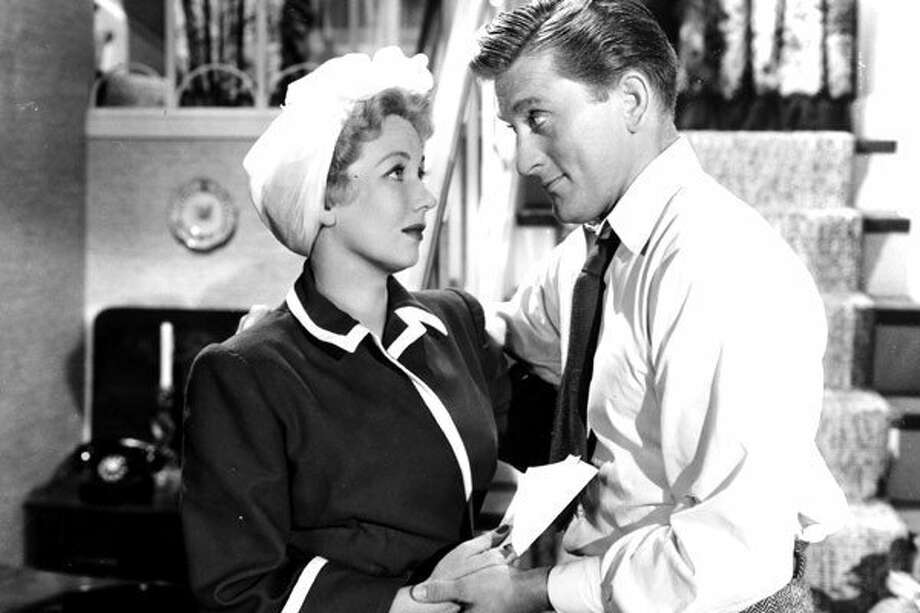 "Ann Sothern and Kirk Douglas in ""A Letter to Three Wives"" 1949 Photo: 20th Century Fox"