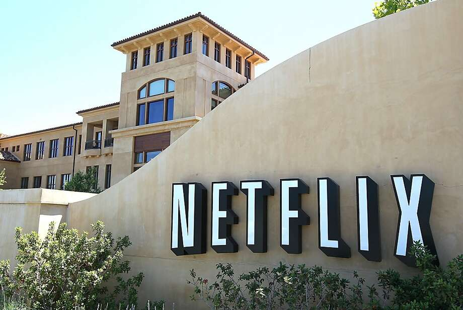 LOS GATOS, CA - JULY 20:  A sign is posted in front of the Netflix headquarters on July 20, 2011 in Los Gatos, California.  Online movie rental company Netflix will report quarterly earnings on Thursday following a recent customer backlash over a 60 percent increase in fees. Photo: Justin Sullivan, Getty Images