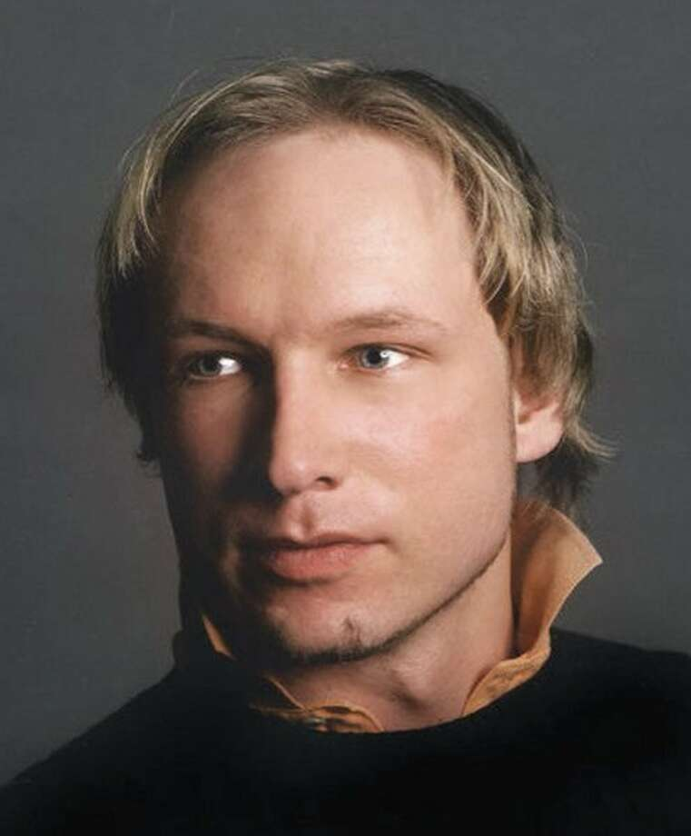 This is an undated image obtained from the Twitter page of Anders Behring Breivik, 32, who was arrested Friday July 22, 2011 in connection to the twin attacks on a youth camp and a government building in Oslo, Norway. Breivik is a suspect in both the shootings and the Oslo explosion Friday. Photo: Anders Behring Breivik, AP