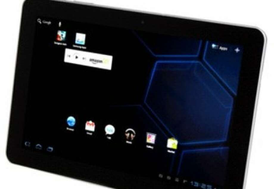 Samsung Galaxy Tab 10.1 (32GB) Photo: Cnet Review