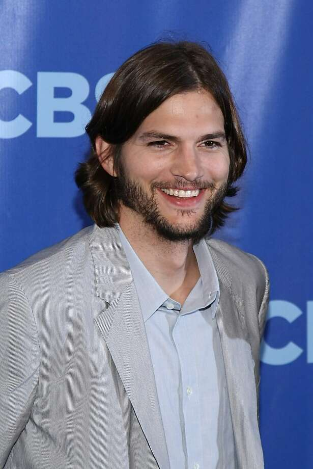 NEW YORK, NY - MAY 18:  Actors Ashton Kutcher attends the 2011 CBS Upfront at The Tent at Lincoln Center on May 18, 2011 in New York City.  (Photo by Neilson Barnard/Getty Images) Photo: Neilson Barnard, Getty Images