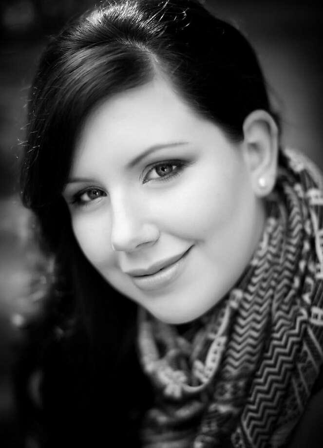 Soprano Marina Boudart Harris Photo: Courtesy San Francisco Opera