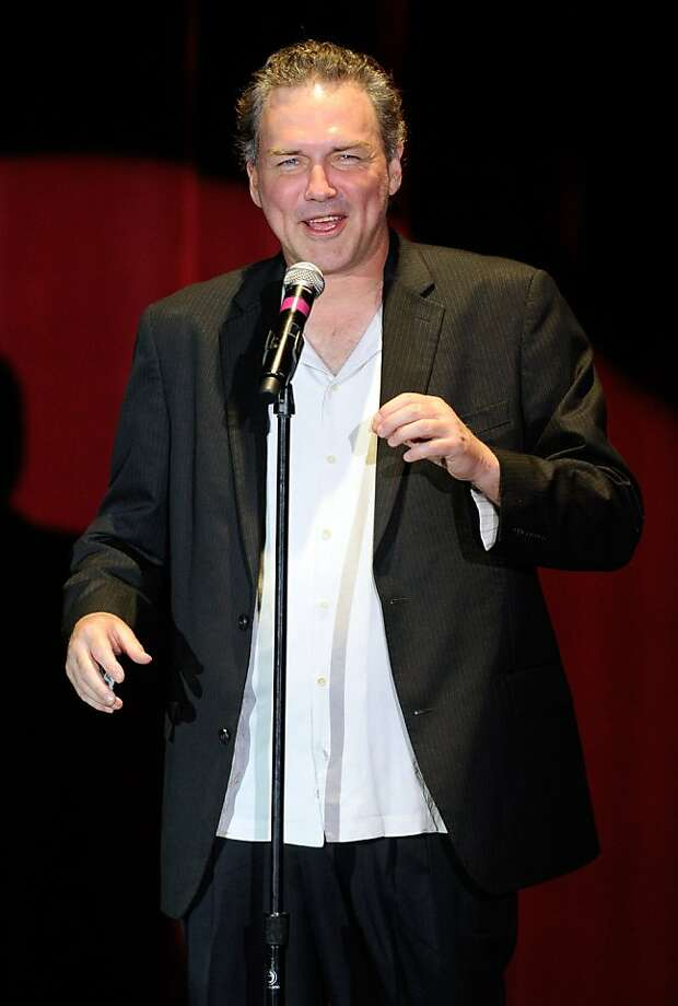 LAS VEGAS, NV - JULY 09:  Comedian/actor Norm Macdonald performs at The Orleans Hotel & Casino July 9, 2011 in Las Vegas, Nevada. Photo: Ethan Miller, Getty Images