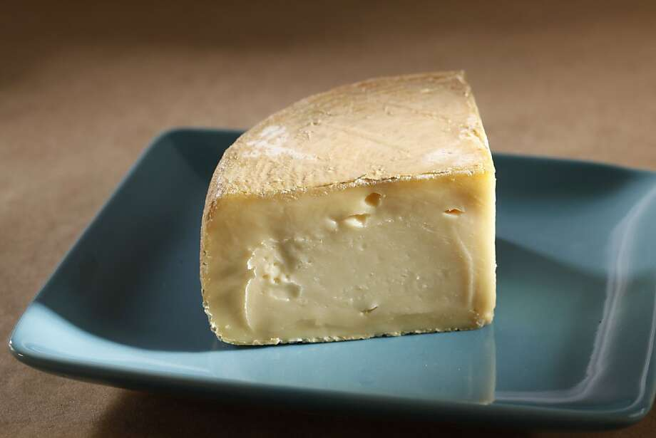 Oma is a farmstead cheese made with raw milk and named after the German term of endearment for grandmother. Photo: Craig Lee, Special To The Chronicle