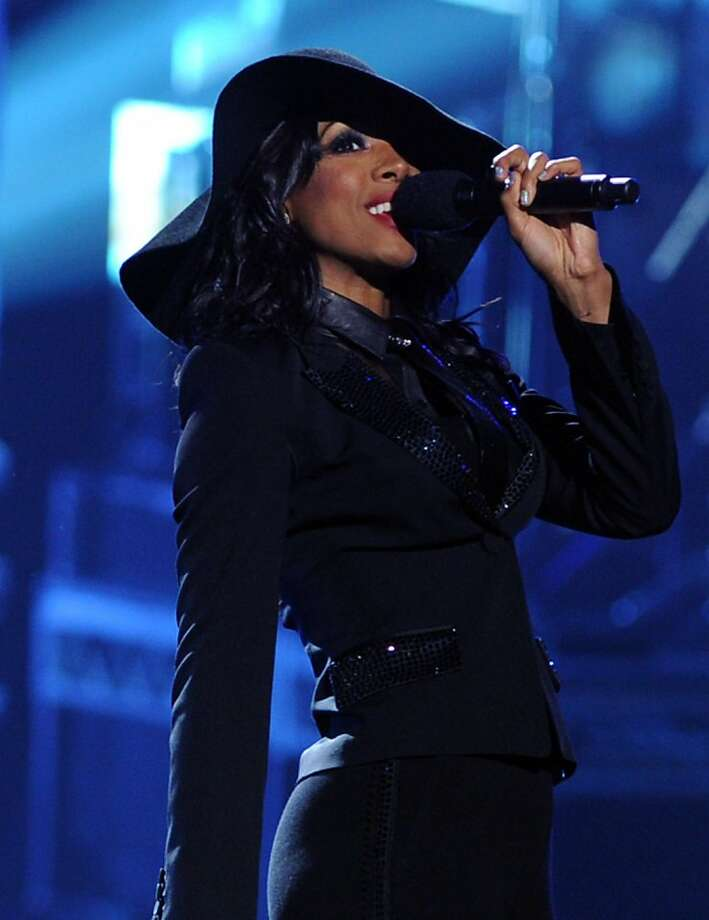 LOS ANGELES, CA - JUNE 26:  Singer Kelly Rowland performs onstage during the BET Awards '11 held at the Shrine Auditorium on June 26, 2011 in Los Angeles, California. Photo: Kevin Winter, Getty Images