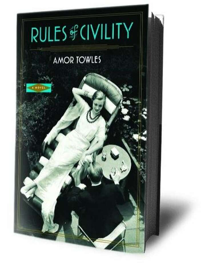 """Rules of Civility"" by Amor Towles"