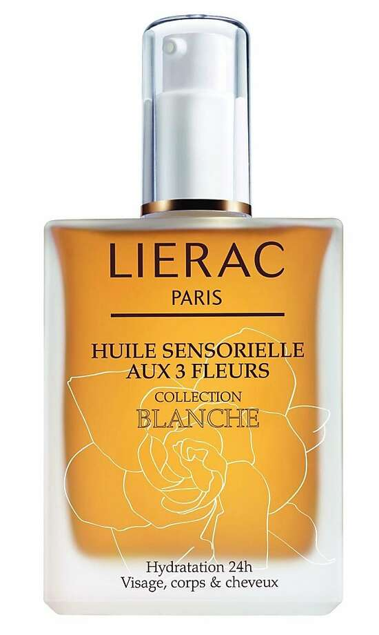 Lierac Sensorielle Multi-Use oil. Photo: Lierac