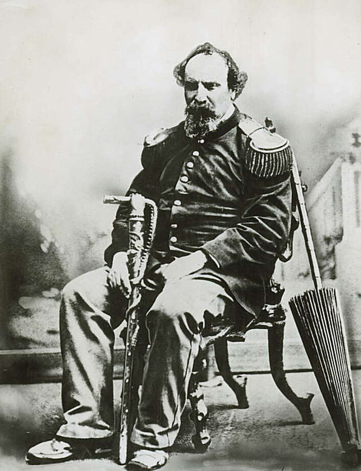 norton_1.JPG June 29, 1959- Emperor Norton- Emperor of the United States and Protector of Mexico. /staff photographer Photo: Staff Photographer