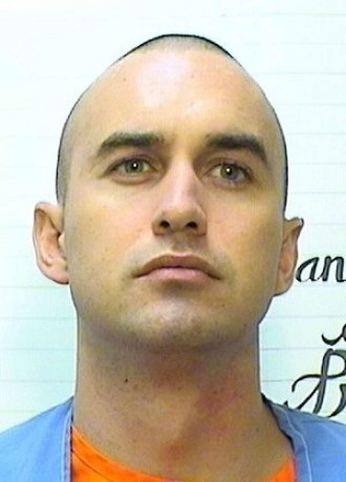 Thomas Edwin Halloran, who authorities say fatally shot an off-duty Marin County sheriff's deputy in Petaluma on July 18 , 2011.