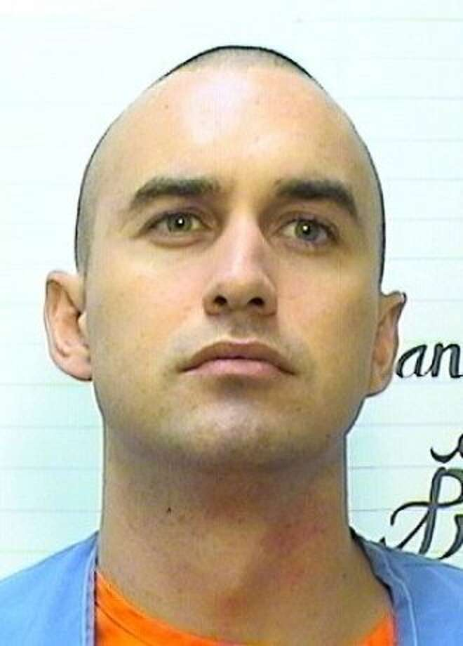 Thomas Edwin Halloran, who authorities say fatally shot an off-duty Marin County sheriff's deputy in Petaluma on July 18 , 2011. Photo: California Dept. Of Corrections