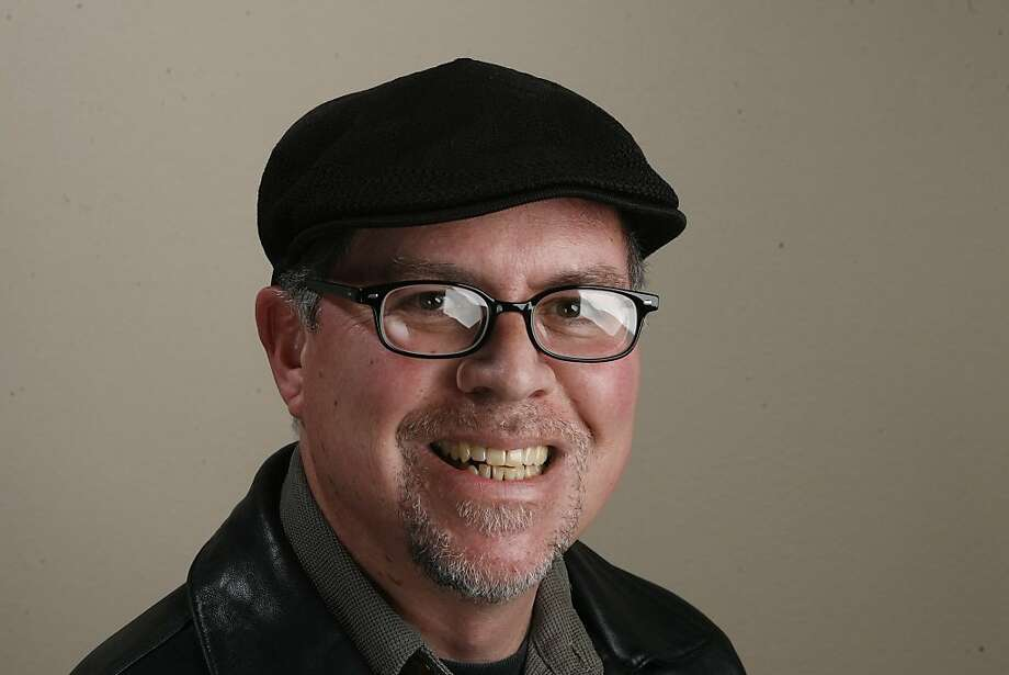 Rico Mendez was a Chronicle designer for 16 years. Photo: Eric Luse, The Chronicle