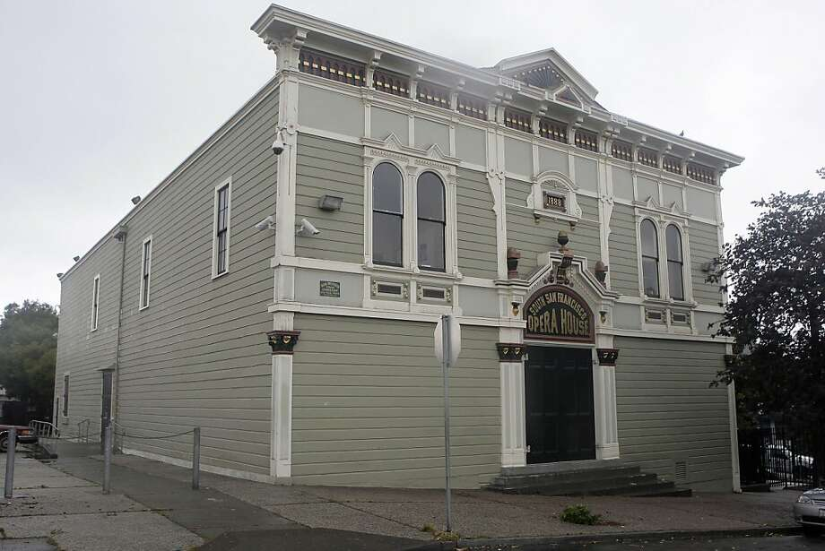 The Bayview Opera House is seen on Tuesday, June 28, 2011 in San Francisco, Calif. Photo: Lea Suzuki, The Chronicle