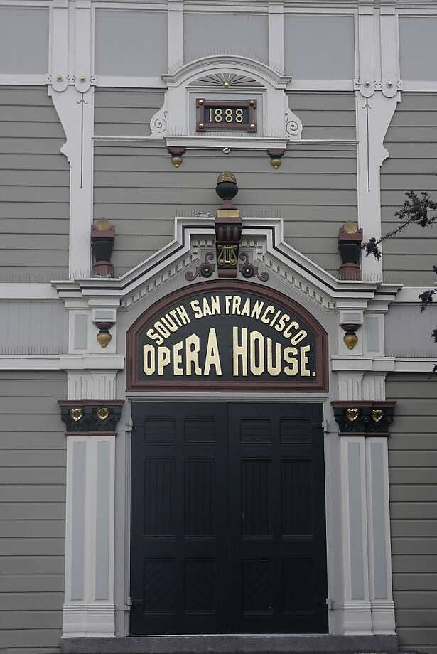 The Newcomb facade of the Bayview Opera House is seen on Tuesday, June 28, 2011 in San Francisco, Calif. Photo: Lea Suzuki, The Chronicle