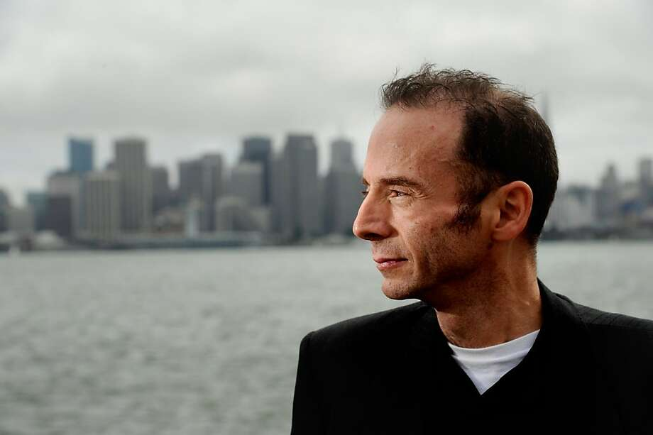 Timothy Brown, believed to be the only person cured of HIV, poses near his Treasure Island home on Friday, July 15, 2011, in San Francisco. After undergoing a bone marrow transplant, Browns body shows no trace of the virus today. Photo: Noah Berger, Special To The Chronicle