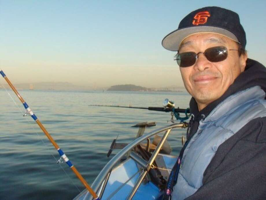 Les Yee, retired San Francisco circulation manager, was among those who died on the pleasure-fishing boat swamped off the coast of Baja California. Photo: Courtesy Yee Family