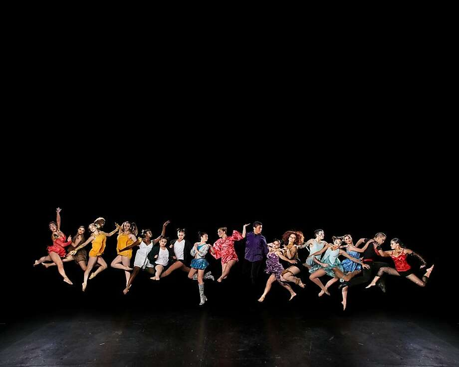 "The Lisa Clark Dancers will perform ""The Zodiac Dance"" July 22-23 at the Napa Vallely Opera House. Photo: Marc Benjamin Photography"