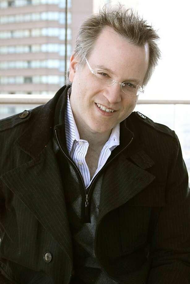 Ben Mezrich Photo: Tonya Mezrich