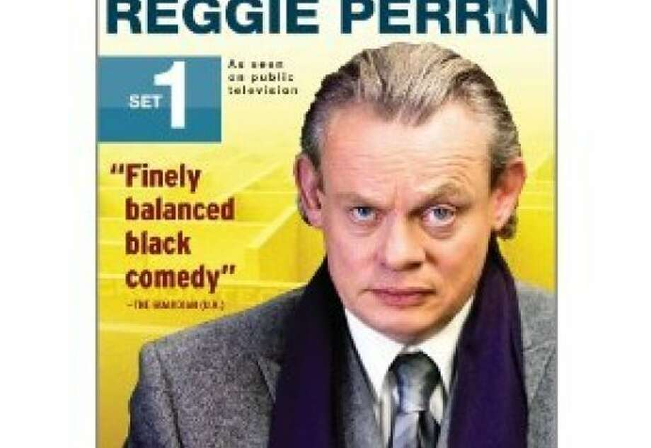 dvd cover REGGIE PERRIN: SET 1 Photo: Acorn Media, Amazon.com