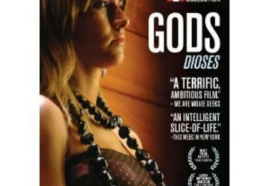 dvd cover GODS Photo: Global Film Initiative
