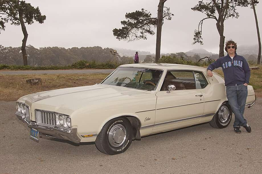 Photos of Stephen Girlich and his 1970 Oldsmobile Supreme photographed at Lake Merced Boathouse in San Francisco, CA on May 10, 2011 Photo: Stephen Finerty