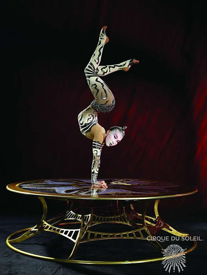 Iris, Cirque du Soleil's new show in L.A. Photo: Mark Dulong, Cirque Du Soleil