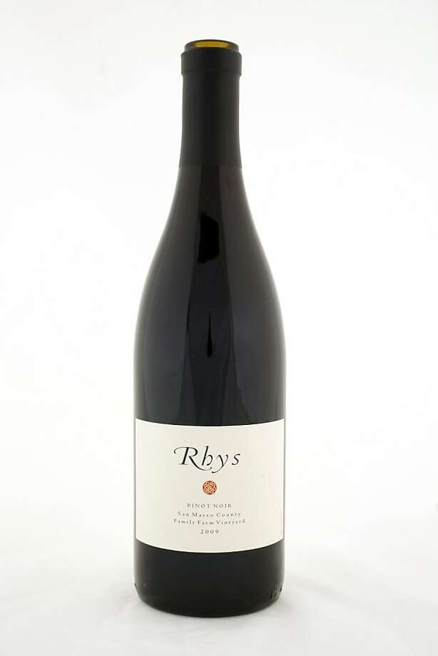 2009 Rhys Family Farm Vineyard San Mateo County Pinot Noir ($59, 13.4%) Photo: Craig Lee, Special To The Chronicle