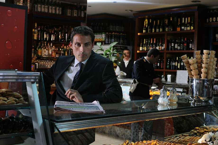 A killer is on a vendetta-fuelled rampage against those who wrongly imprisoned him, including a cop who had almost nothing to do with it: Aurelio Zen. Can Zen juggle staying alive, investigating a politically-charged murder, and courting his new officemate, Tania, at the same time? Shown: Rufus Sewell as Aurelio Zen. Photo: Franco Bellomo, Masterpiece/PBS