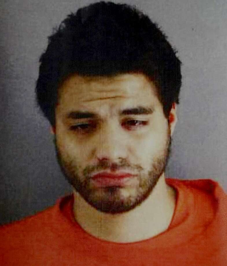 The Picasso theft suspect Mark Lugo's booking mug was made available. The San Francisco police department announced the recovery of a Picasso sketch Thursday July 7, 2011.  The sketch was stolen from a San Francisco, Calif.  gallery earlier this week. Photo: Courtesy SFPD