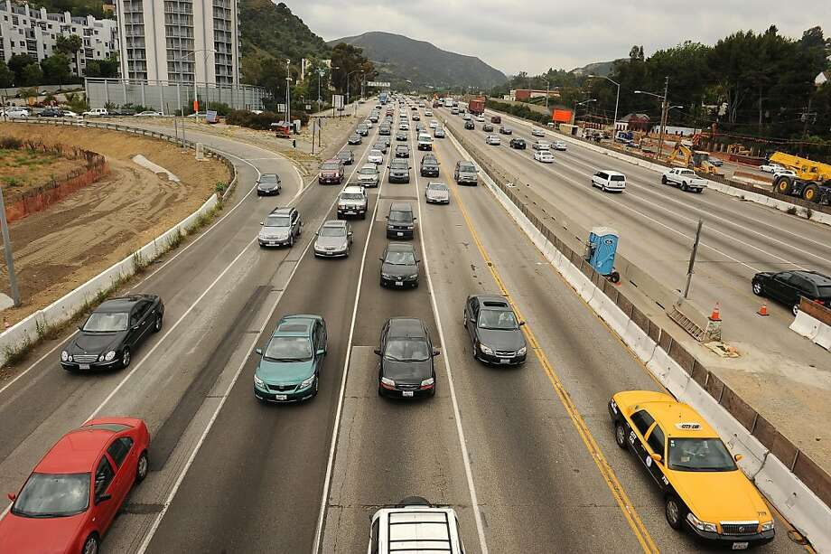 Carmageddon nears with 405 closure in Los Angeles - SFGate