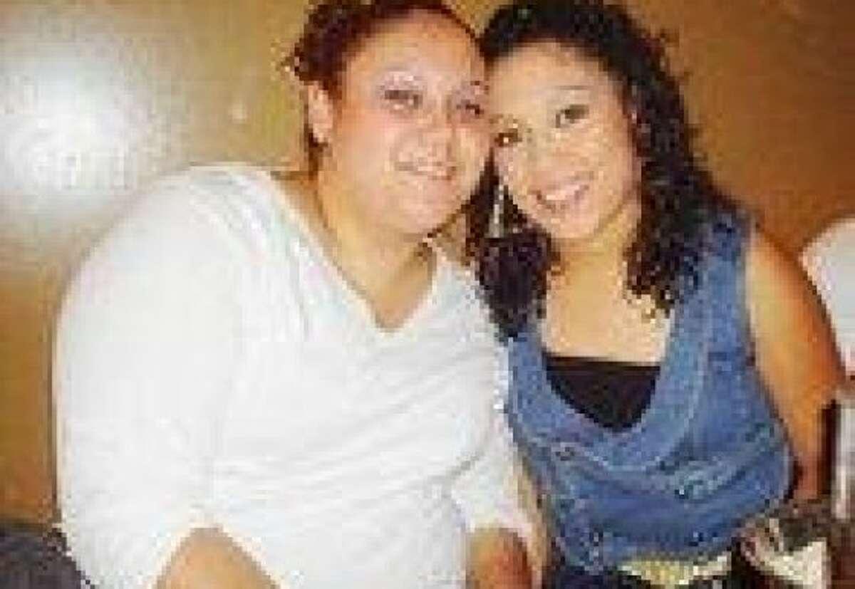 Monica Rodas-Alfaro (left) and her cousin, Fabiola Rodas.
