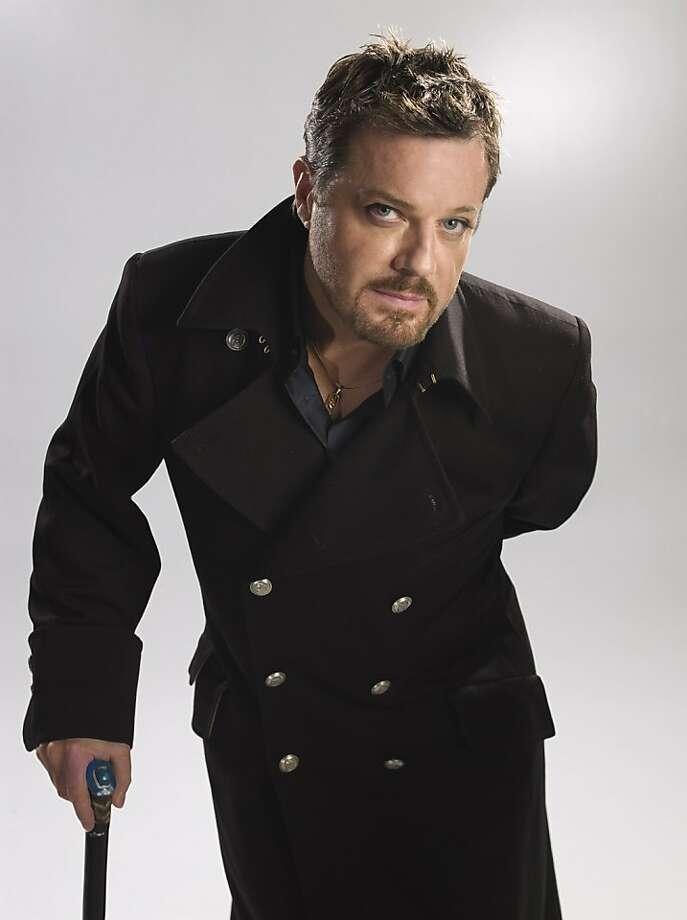 A shot of Eddie Izzard to accompany my Q&A piece with him for Thursday, July 14th's Ovation. Photo: Lorenzo Aguis