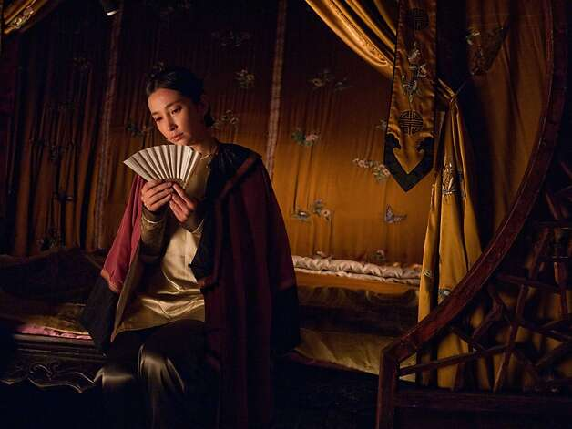 Li Bing Bing in Snow Flower and the Secret Fan. Photo: Courtesy Fox Searchlight Picture