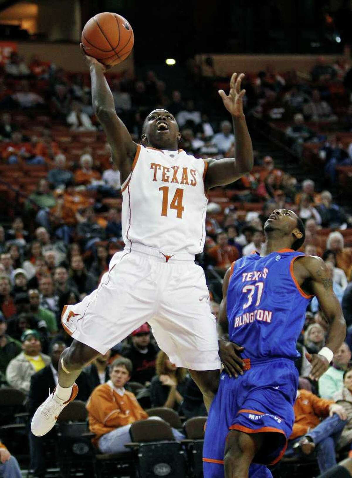 Mcclellan Scores 23 Off Bench To Power Ut Men Past Uta
