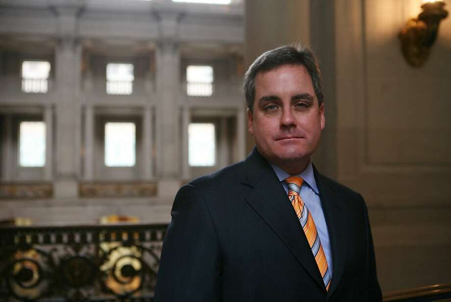 San Francisco City Attorney, Dennis Herrera. Photo: Mike Kepka, The Chronicle