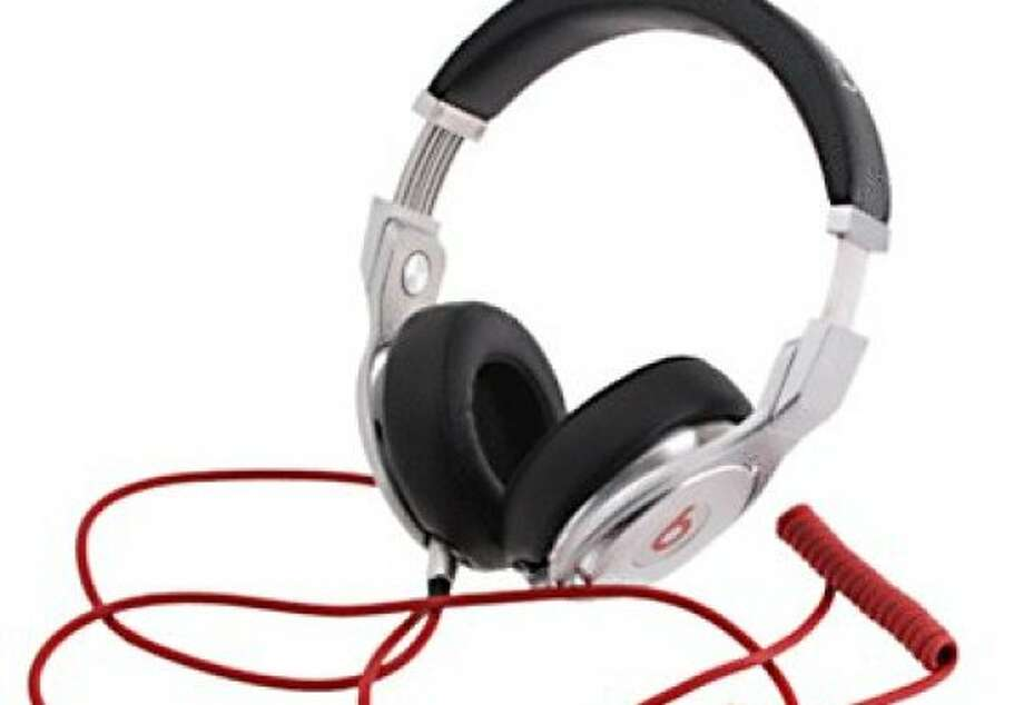 The Beats Pro by Dr. Dre from Monster Headphones Photo: Cnet Reveiw, Cnet Review