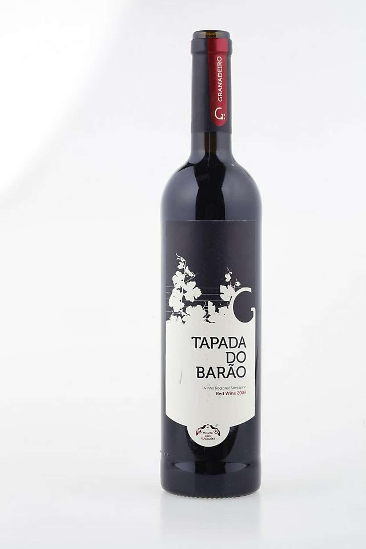 2009 Granadeiro Tapada do Barao Vinho Regional Alentejano Red ($13, 14%)