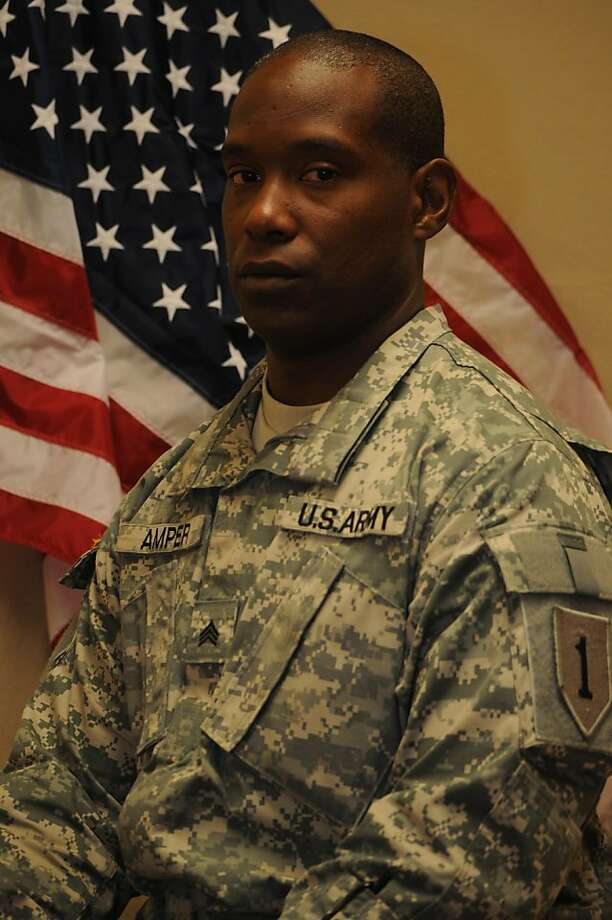 Army Sgt. Nicanor Amper IV of San Jose, killed July 5, 2011, in Afghanistan. Photo: Department Of Defense