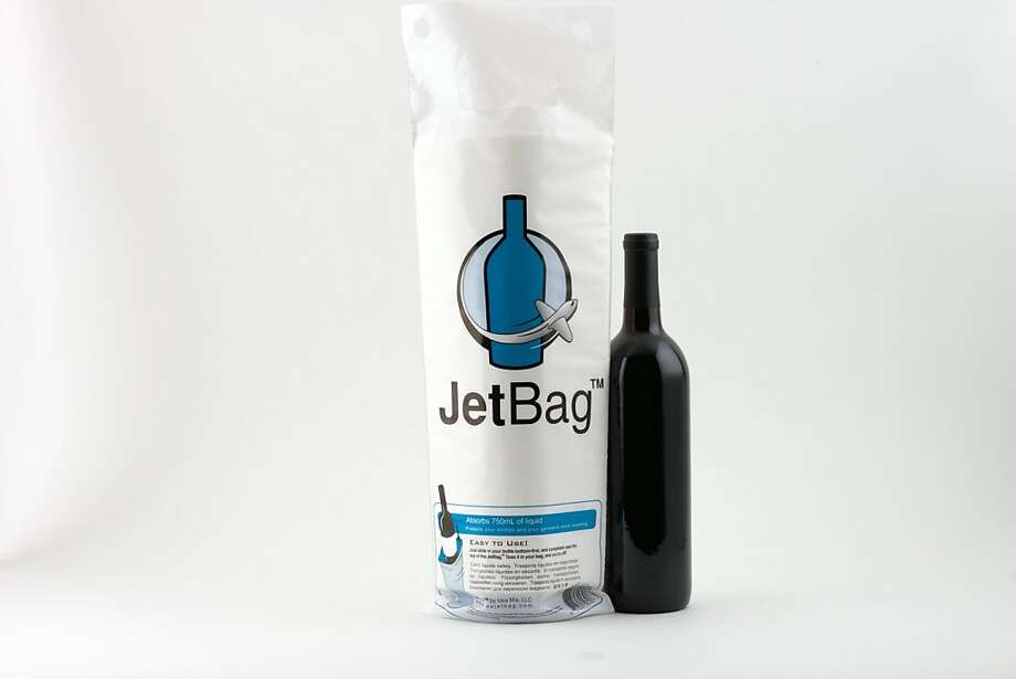 JetBag padded absorbent bottle bags are designed to protect bottles during travel. Photo: Amazon.com