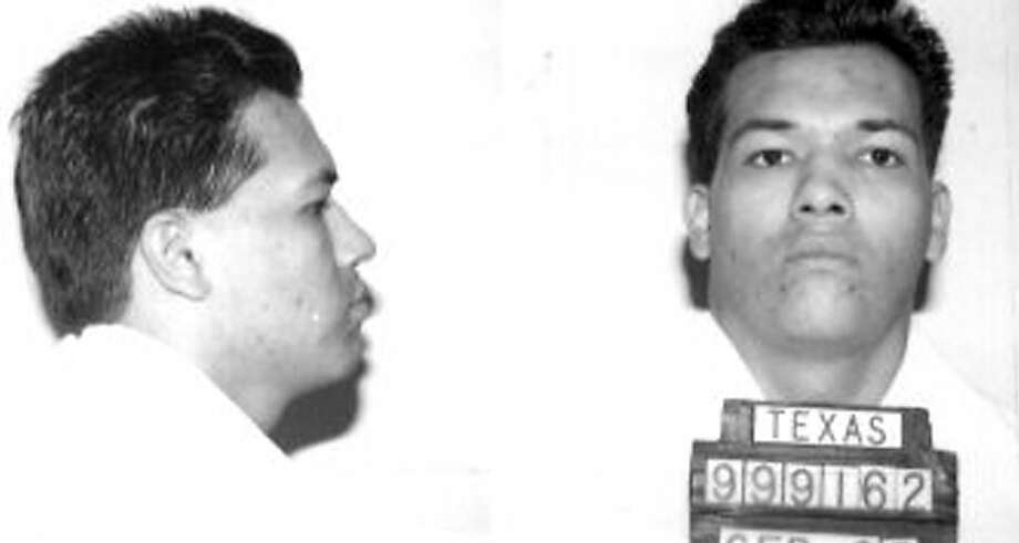 (FILES)This 1995 booking photo courtesy of the Texas Department of Criminal Justice shows Humberto Leal Garcia.  The planned execution of convicted rapist and murderer Humberto Leal Garcia is scheduled for July 7, 2011 in Huntsville,Texas for the 1994 murder of a 16 year-old girl in Texas. The Obama administration's lawyers are trying to delay the death penalty sentence, and have asked the Supreme Court to put the execution on hold, because of his status as a Mexican national. Photo: Ho, AFP/Getty Images