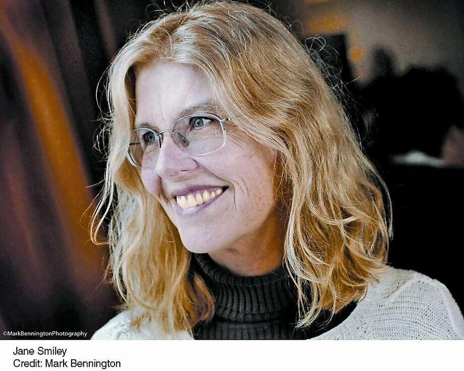 Jane Smiley, who lives in Carmel, has written 13 novels. Photo: Courtesy Of Mark Bennington