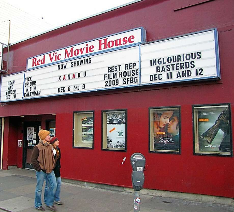 Assignment: Haight Street, Location 4: Red Vic Movie House is in financial trouble Photo: Stephanie Wright Hession