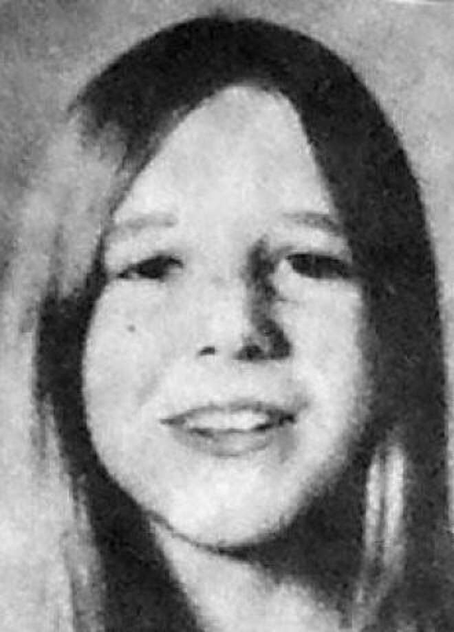 Among the 7 victims in the 1972-73 Santa Rosa Hitchhiker Murders was Yvonne Weber. Photo: Front Page Detective Magazine