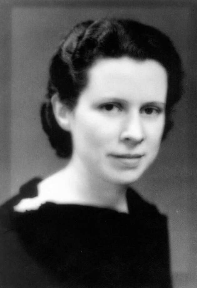 An early photo of Agnes Malloy, Gov. Dan Malloy's mother. Photo: Contributed Photo