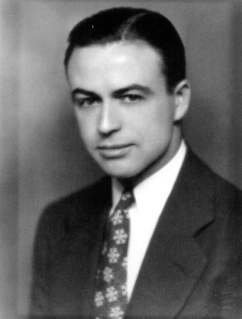 An early photo of Bill Malloy Sr., Gov. Dan Malloy's father.