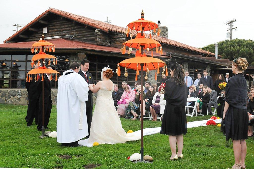 Top 10 Outdoor Wedding Venues In SF