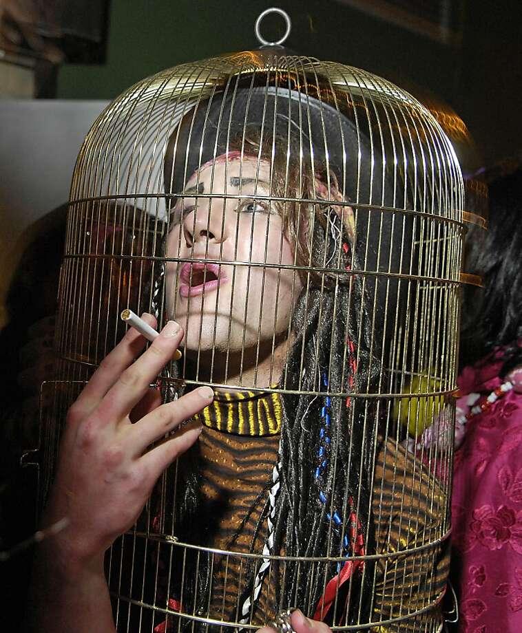 Atmosphere,  at Boy George's 50th Birthday celebration. London, England - 14.06.11 Credit Mandatory: Chris Jepson/WENN.com Photo: Cja/zjf